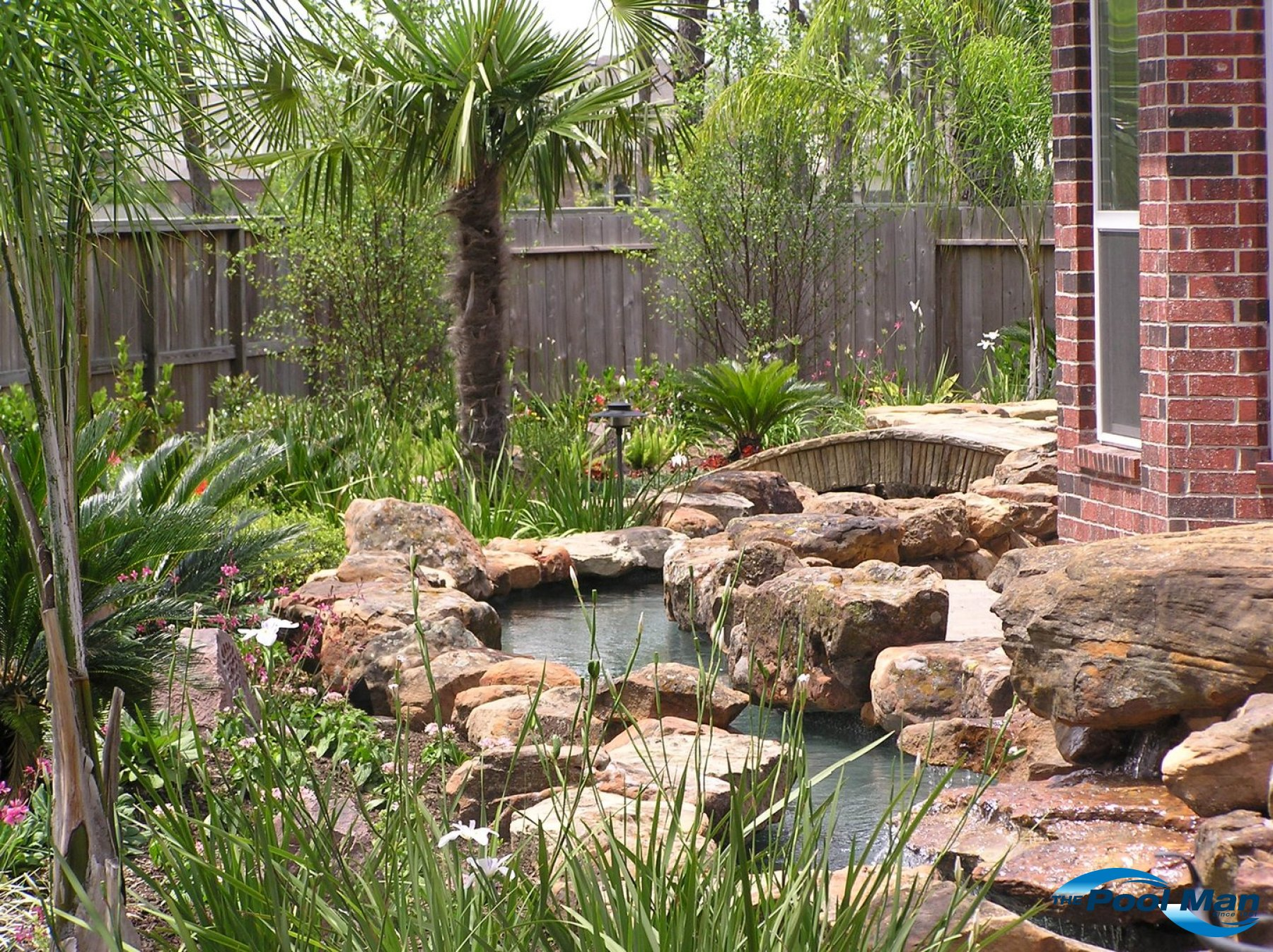 Pool Water Features In Houston Tx Pool Builder In Houston Tx The