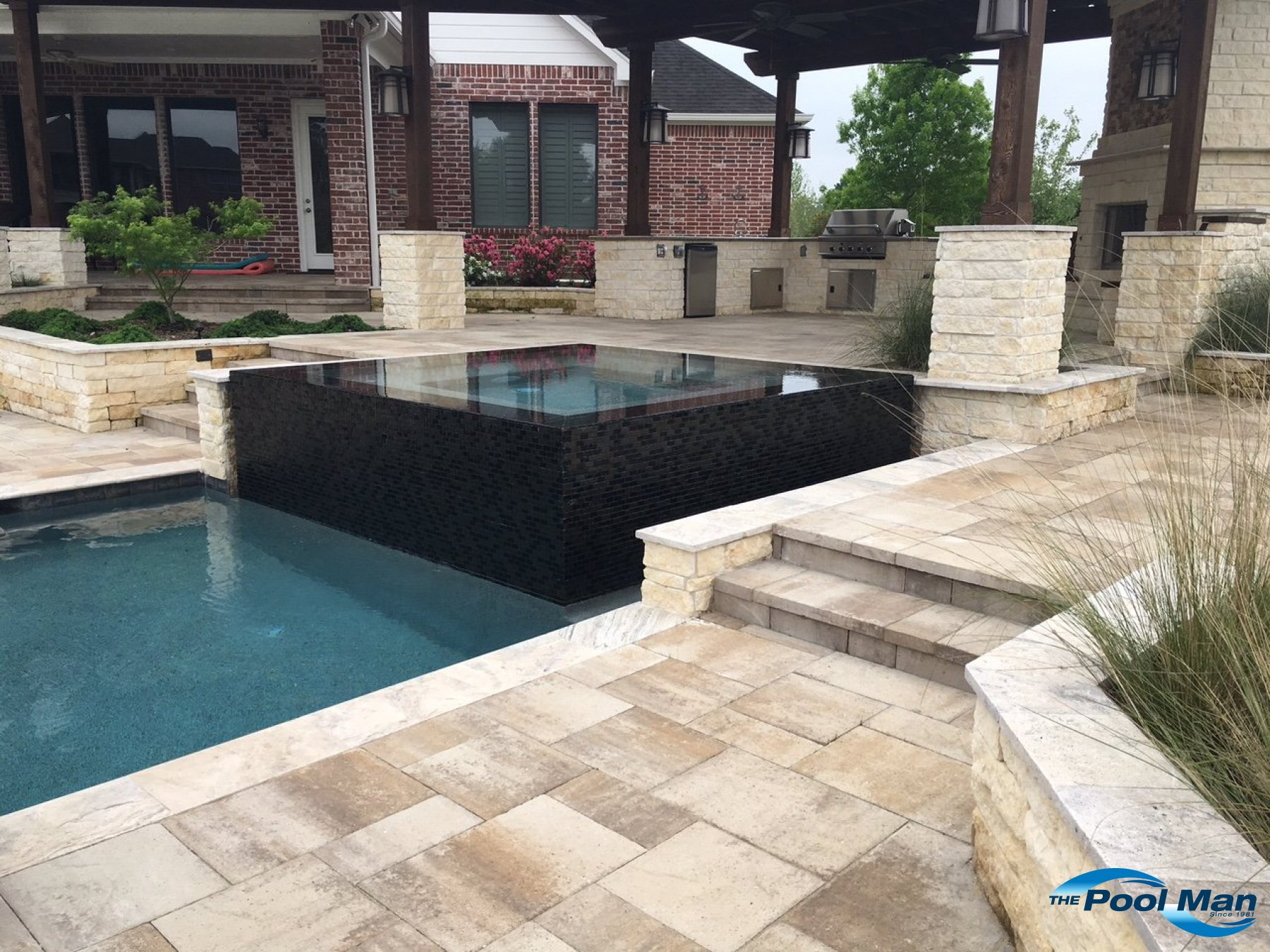 Superior Custom Spa #001 By The Pool Man Inc ...