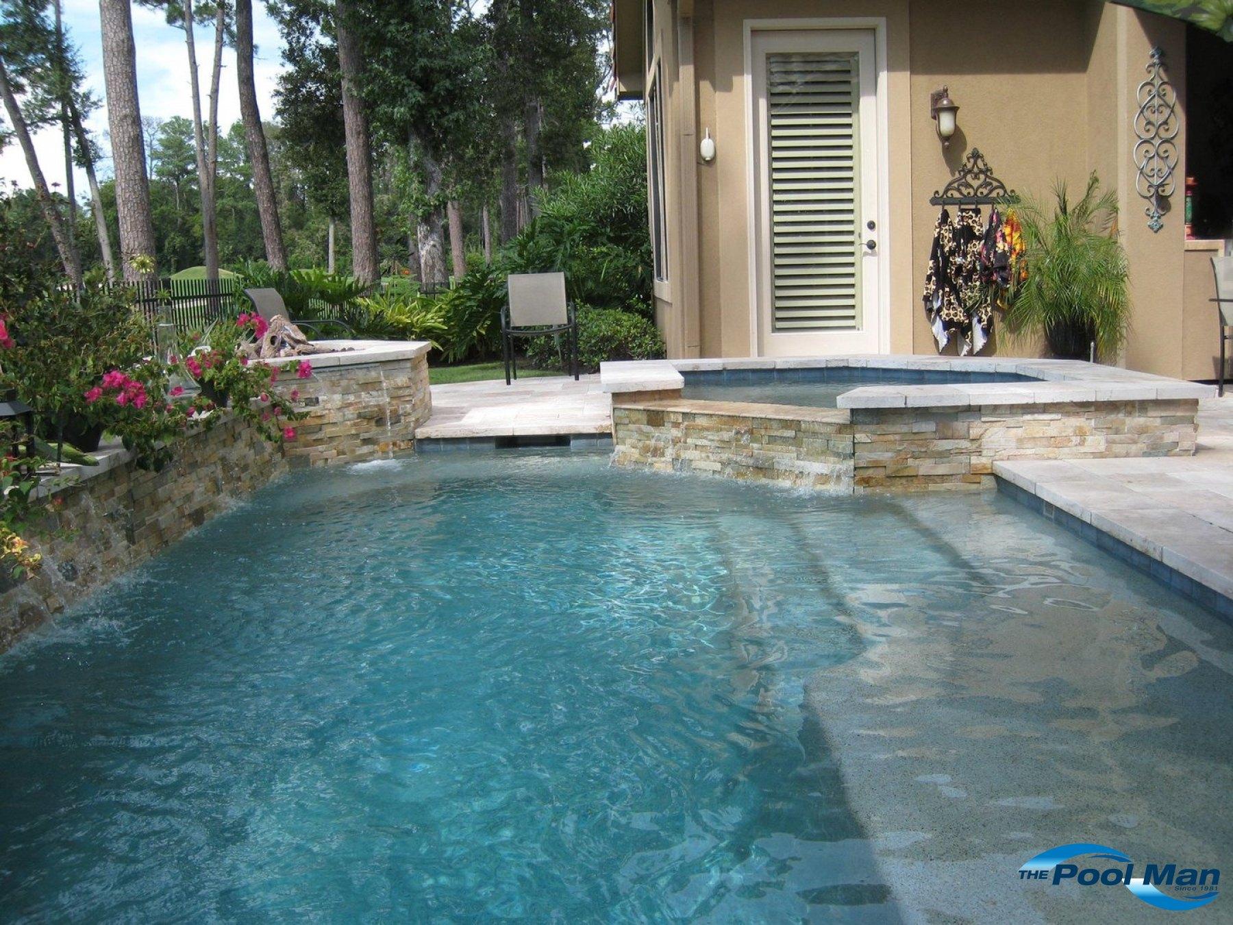 Spa Builder In Houston Tx Badu Swim